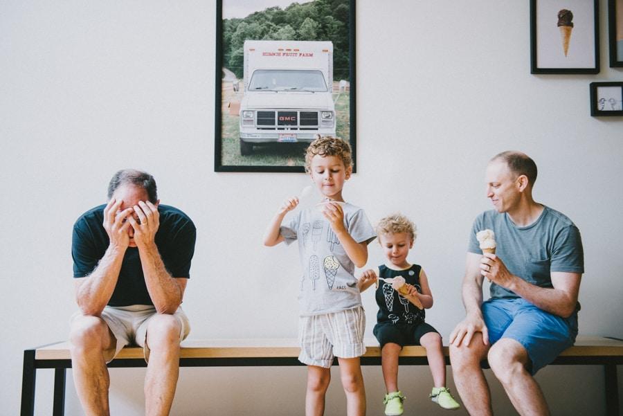no ice cream for grandpa